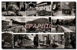 Old Postcard Baden Baden
