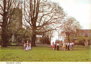B100824 orlingbury church uk