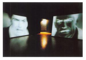 Postcard Art Confessions of a Justified Sinner (1995) Douglas Gordon MU2313 #913