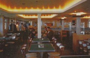 YARMOUTH , Nova Scotia , Canada , 1950-60s ; Cafe , M.V. BLUENOSE