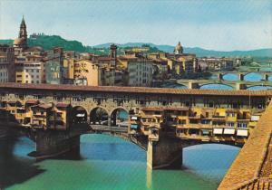 Italy Firenze Ponte Vecchio