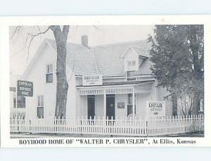 Linen HISTORIC HOME Ellis Kansas KS hJ5370