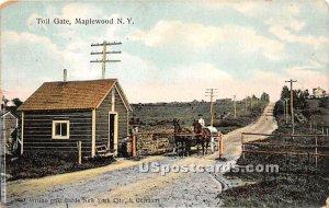 Toll Gate - Maplewood, New York