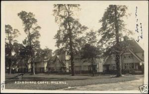 middlesex, MILL HILL, Ashbourne Grove (1920s) RPPC