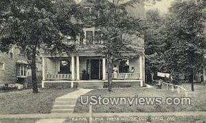 Kappa Alpha Theta House Columbia MO Unused
