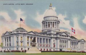 State Capitol, Little Rock, Arkansas, 30-40s