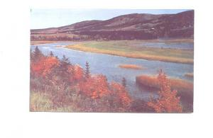 Margaree River, Cape Breton, Nova Scotia,