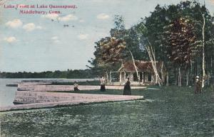 Lake Front At Lake Quassapaug, MIDDLEBURY, Connecticut, PU-1911