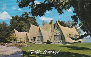Fable Cottage, The Storybook Home On Beautiful Cordova Bay, VICTORIA, Briti...