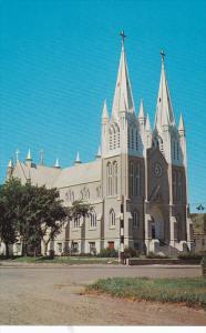 Saint Patrick's Church, Medicine Hat, Alberta, Canada, 60´s-80´s