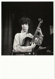 Bill Wyman in 1964 Rolling Stones Modern Postcard