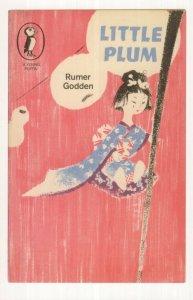 Little Plum Rumer Godden 1975 Young Puffin Book Postcard