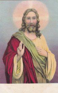 EASTER, 1900-10s; Portrait of Jesus Christ