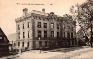 Massachusetts Medford The State Armory