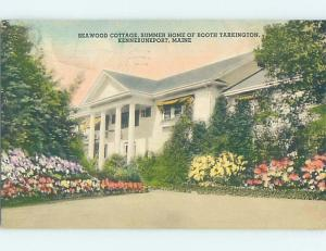 1940's HISTORIC HOME Kennebunkport Maine ME W4504
