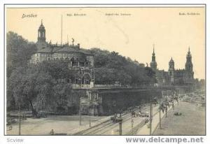 DRESDEN, Kgl. Belvedre, Germany, 00-10s