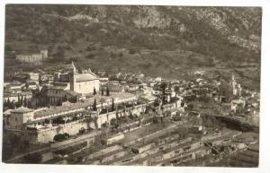 RP  Valldemosa (Mallorca), Spain, PU-1954, La Cartuja el pueblo
