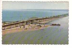 Skyway Bridge, Burlington, Ontario,