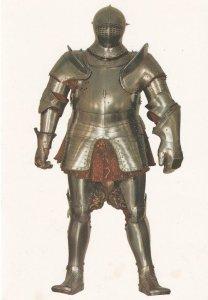 Henry VIII Armour Postcard