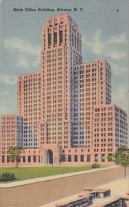 State Office Building Albany New York