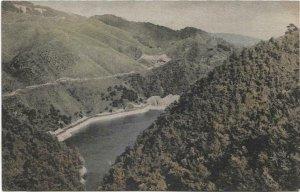 Japan around Kobe Hand Tinted Postcard Lot of 8   01.19