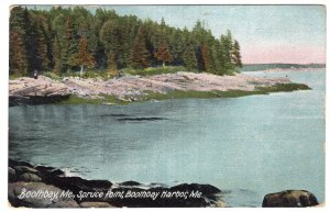 Boothbay, Me, Spruce Point, Boothbay Harbor, Me.