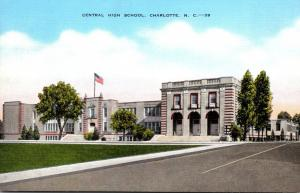 North Carolina Charlotte Central High School
