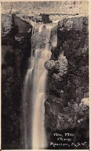 Australia N.S.W. Twin Falls Fitzroy Robertson, Waterfall, Cascade