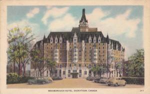 Bessborough Hotel, Saskatoon, Saskatchewan, Canada, PU-1922