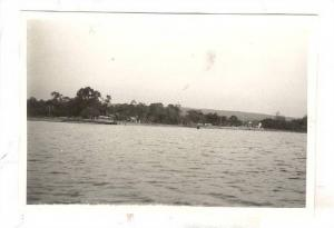 RP; Waterfront with pier, Paraguay, 1962