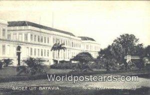 Paleis Waterlooplein Goret uit Batavia Netherlands Unused