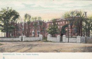 NASHVILLE, Tennessee, 1900-10s ; St Cecelia Academy , TUCK 5197