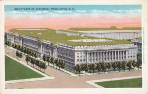 Department Of Commerce - Washington, DC - WB