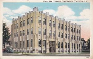 JAMESTOWN, New York; Jamestown Telephone Corporation, PU-1948