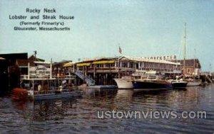 Rocky Neck Lobster & Steak - Gloucester, Massachusetts MA