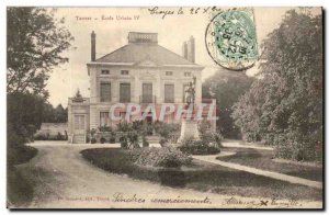 Troyes Postcard Old School Urban IV