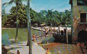 Florida Miami Coral Gables The Venetian Pool 1960