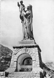 France Gavarnie Notre Dame des Neiges Our Lady Statue