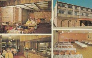 PORT COQUITLAM, B. C. Canada, 1940-60s; 4-Views, Golden Ears Hotel & Steak House