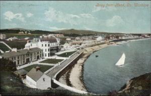 Bray From Head Co. Wicklow Ireland c1910 Postcard