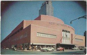 1959 Port Authority bus terminal, New York, Ny.