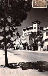 Spain Old Vintage Antique Post Card Hotel Costa Azul Mallorca 1957