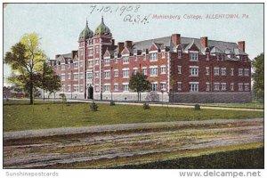 Pennsylvania Allentown Muhienburg College