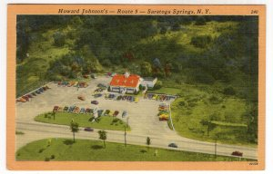Saratoga Springs, N.Y., Howard Johnson's - Route 9