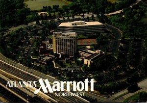 Georgia Atlanta Marriott Northwst I-75 At Windy Hill Road 1995
