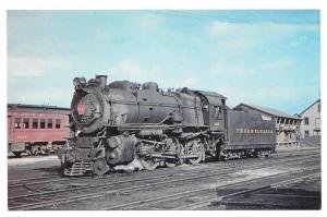 Pennsylvania Railroad PRR G5 Ten Wheeler Locomotive 1816