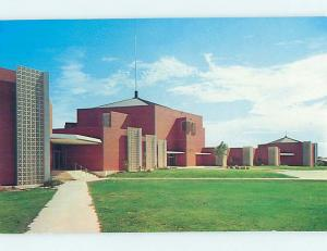 Unused Pre-1980 BUILDING AT UNIVERSITY OF OKLAHOMA Norman Oklahoma OK L6902@