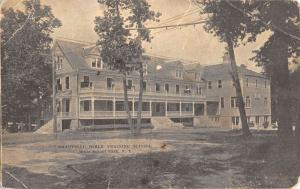 Bible School Park New York Practical Training Exterior Antique Postcard K23187