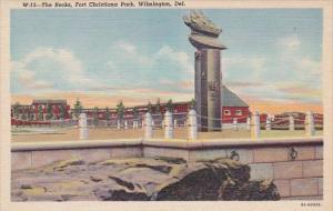 The Rocks Fort Christiana Park Wilmington Delaware