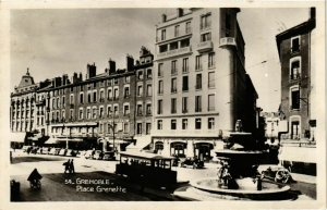 CPA Grenoble - Place Grenette FRANCE (961390)